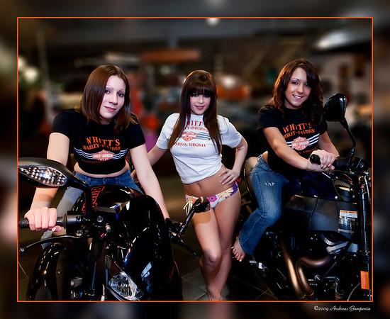 Hooters & Harleys II