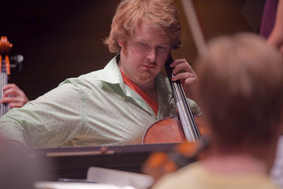 7.28 - Orchestra rehearsal