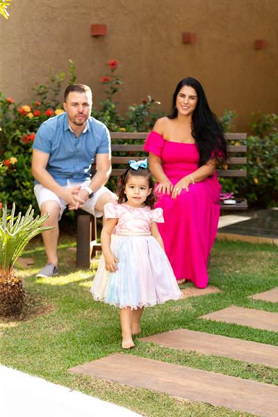 Festa de Aniversário de 2 Anos da Maria Fernanda