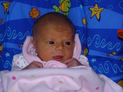 Katarina Mae - October 19, 2005