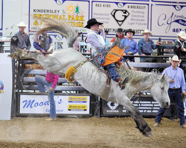 Kindersely Indoor Rodeo - Thursday