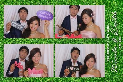 Nicole & Keith's Wedding 2015