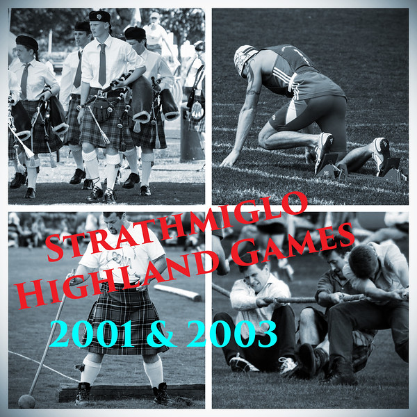 Strathmiglo Highland Games