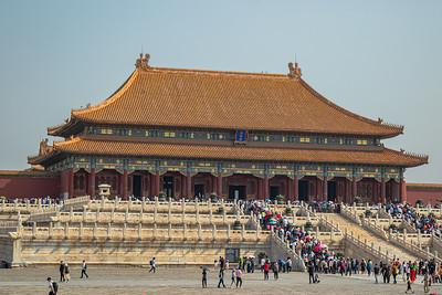The Forebidden City, Beijing