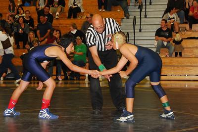 Frosh Wrestling vs. GOHS