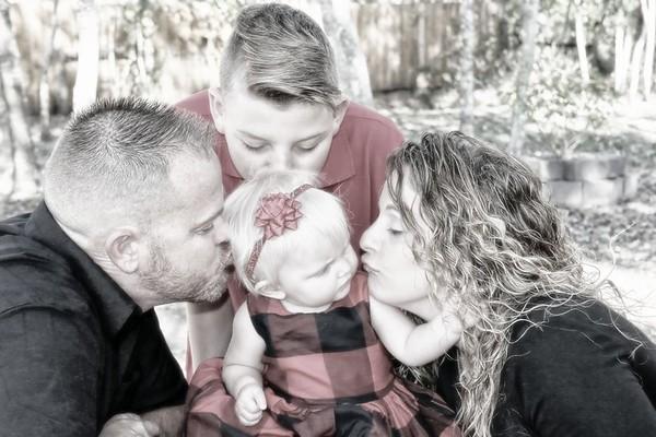 BEAN FAMILY DECEMBER 2018