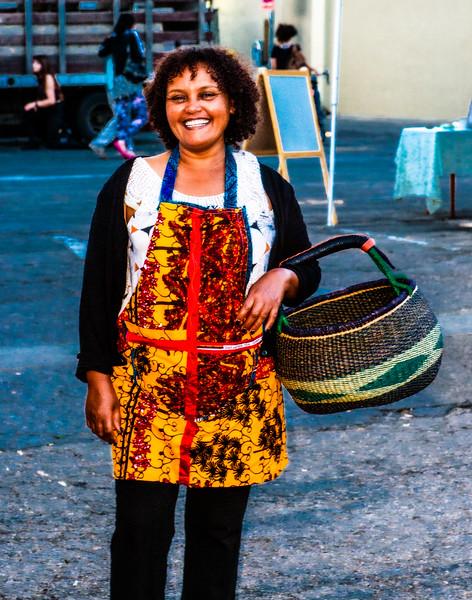 Eritrean Chef