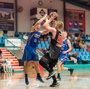 Braves v Lismore Men