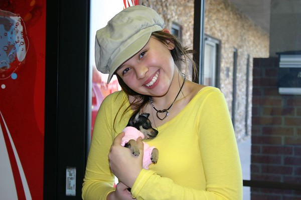 Celebrity Pet Customers