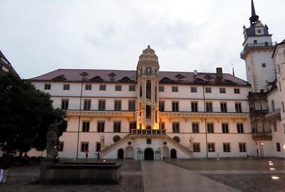 2016-07-12 Wittenberg to Torgau