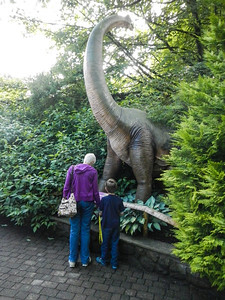 Dino Land - Carrutherstown, Dumfries
