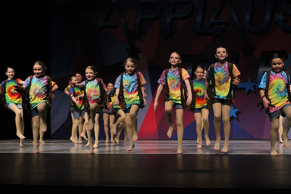 Rachel's Dance Competition-Free Ride