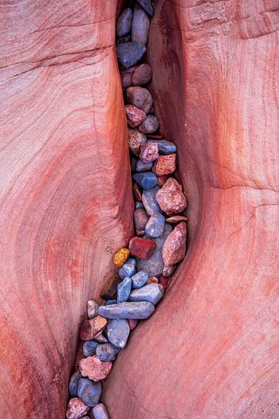 Marching Rocks