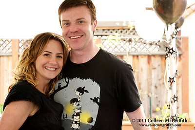 Brendan and Amber