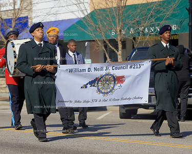 MLK  jr 2020  parade  photos