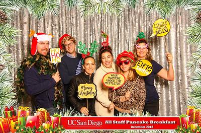 UC San Diego All Staff Breakfast