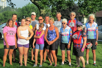 RAGBRAI 2011, Iowa Bike Ride
