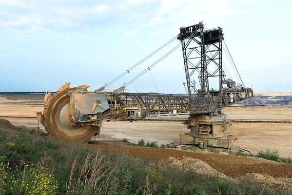 Lignite Mining (DE)