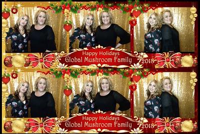Global Mushroom Holiday Party 2018