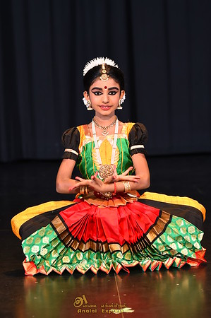 """Bharati School of Indian Classical Dance proudly presents """"Laya Bharatham"""""""
