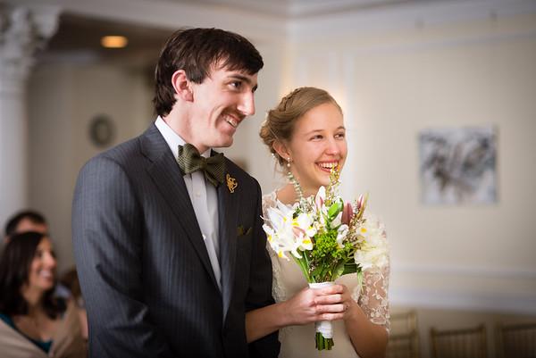 Alex and Paul - Washington D.C. Whittemore House Wedding