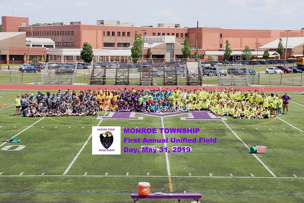 UNIFIED's First Annual  FIELD DAY, May 31, 2019 at MTHS