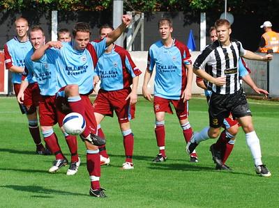 Mangotsfield Utd (H) 30/08/08