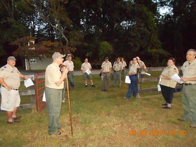 IOLS - OWLS Training Sept 2014