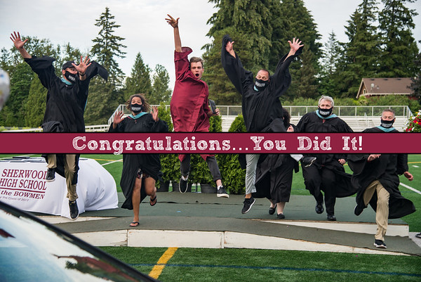 2020 Sherwood HS Grads