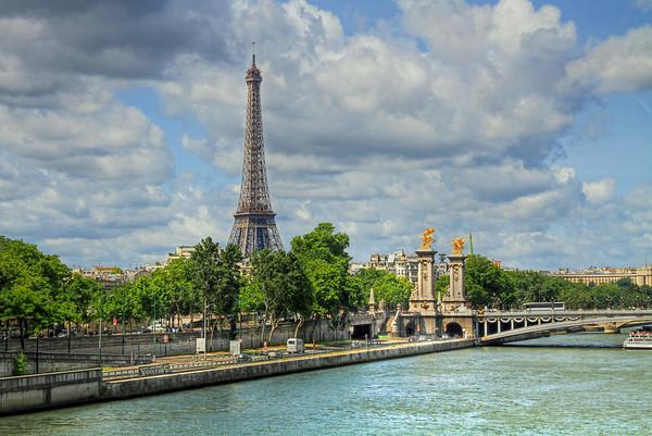 Paris & surrounding evirons