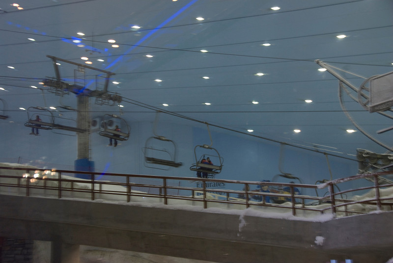 Indoor Ski Slope 2 - Dubai, UAE