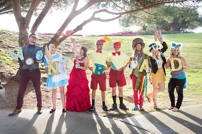 Wonderland Tea Party