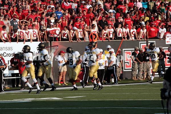 UAPB vs ASU Football 2013 Pregame