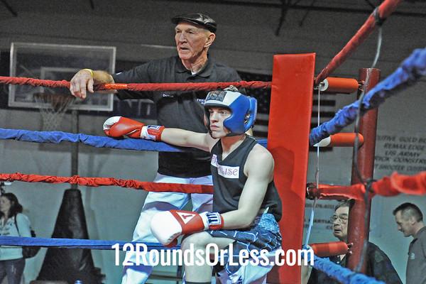 Bout #10   Zi Staomaker, Akron vs Marice Smit, Cleveland