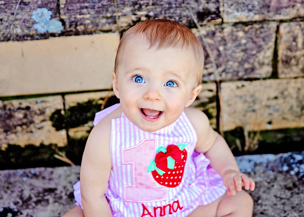 Anna - 1st Bday