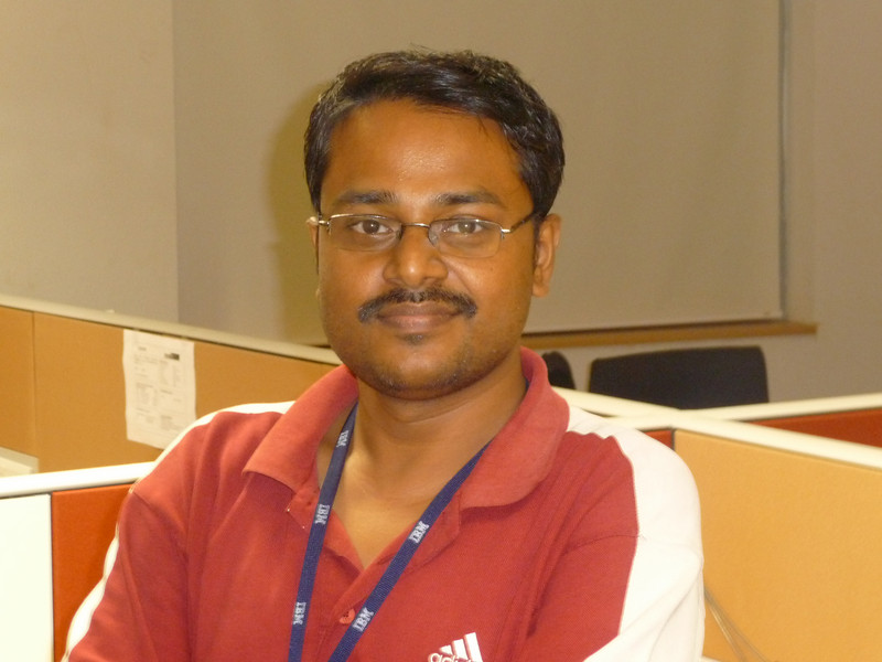 Hemanta - Linux team member