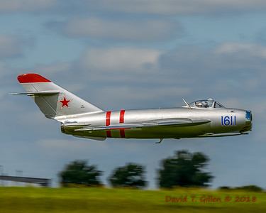 Fighter Jets Inc - MiG 17