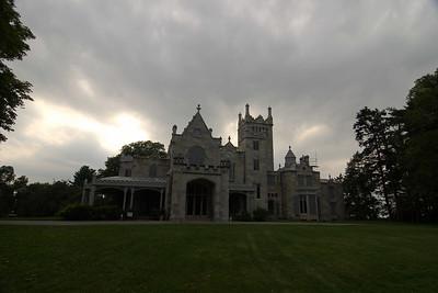 Rockefeller home Kykuit - 2006