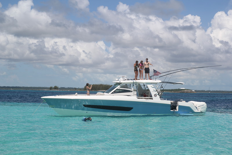 Departure to the Abacos