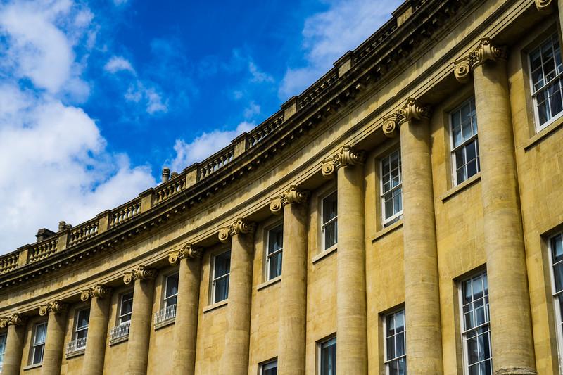 The Royal Cresent, Bath