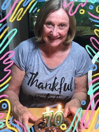 Darlene's 70th Birthday