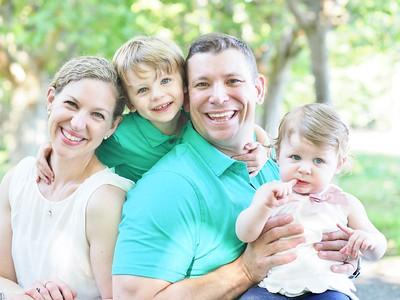 Family: Matt and Andrea