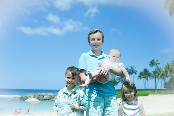 McAdams 50th - Hawaii