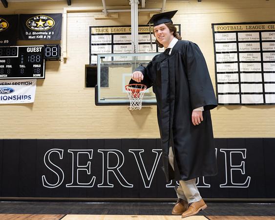 Servite Graduate Photos (Day 3:  6-5-20)