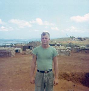 1968 B Battery Bob Adamczak photos