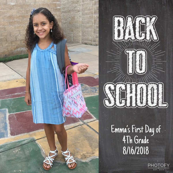 Emma | 4th | Whitestone Elementary School