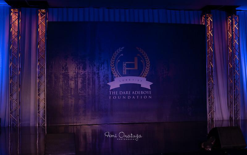 Dare Adeboye Foundation