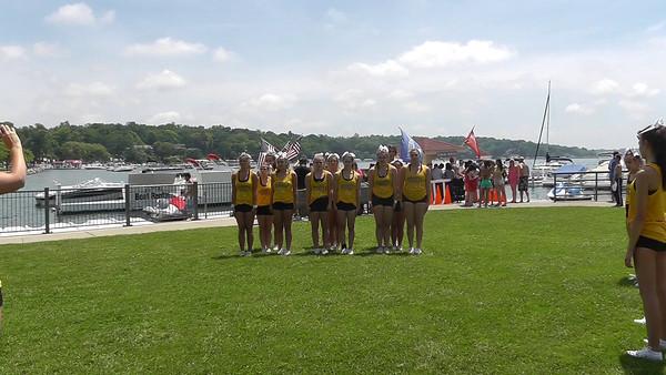 Cheer Camp Varsity Sunday Vidoes