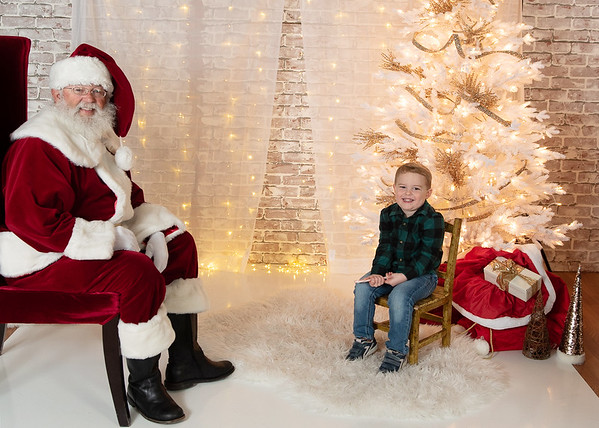 Santa Photos Processed