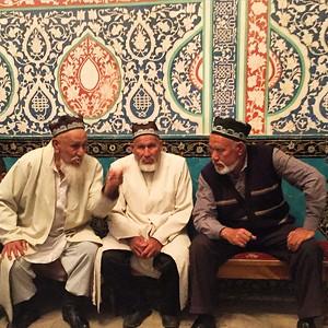 Узбекистан. Путешествие в историю
